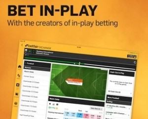 Betfair live in-play option reviewed