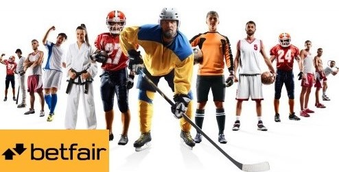 Betfair offers the most active and various  markets