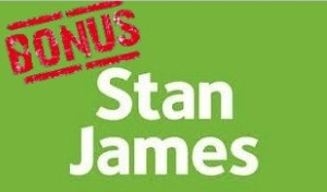 Currently available Stan James bonuses and promotions